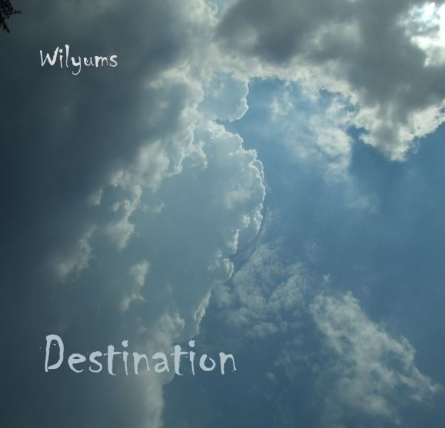 Destination Album cover - front